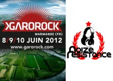 NOIZE RESISTANCE @ Festival GAROROCK / 2012
